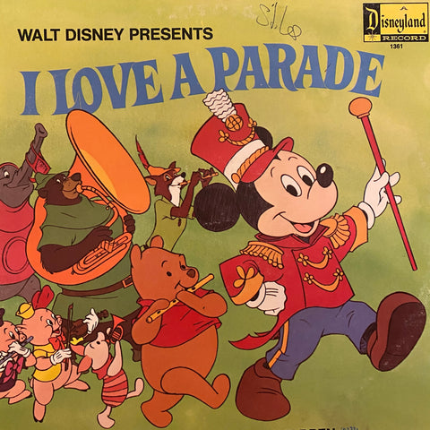 I Love a Parade LP