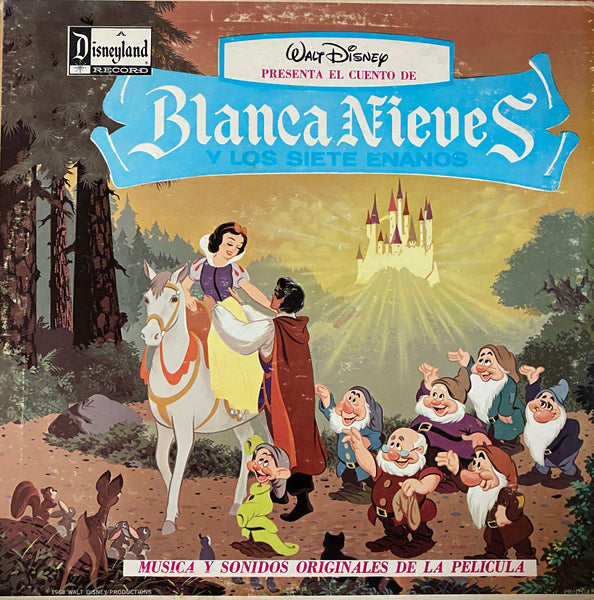 Blanca Nieves (Snow White) LP