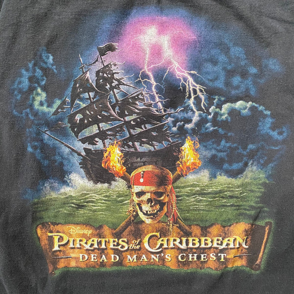 Pirates Long Sleeve  - XL - VTG Y2K