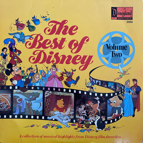 The Best of Disney Vol 2 LP
