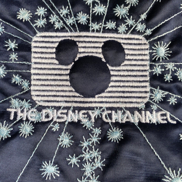 Disney Channel Sorcerer Mickey Jacket - L - VTG 80s