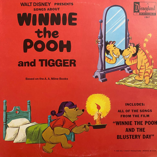 Winnie the Pooh and Tigger LP
