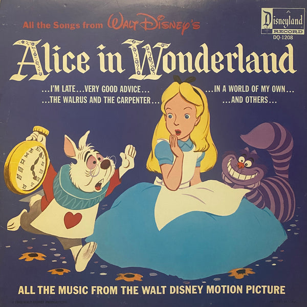 Alice in Wonderland LP