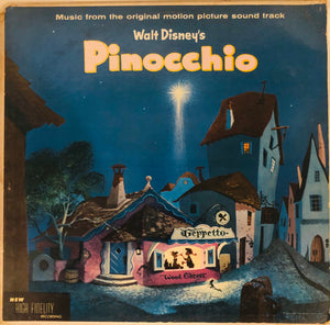 Pinocchio (First Pressing)