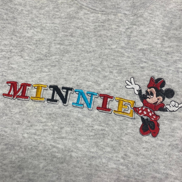 Minnie Spell-Out - L - VTG 90s