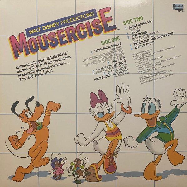 Mousercise LP