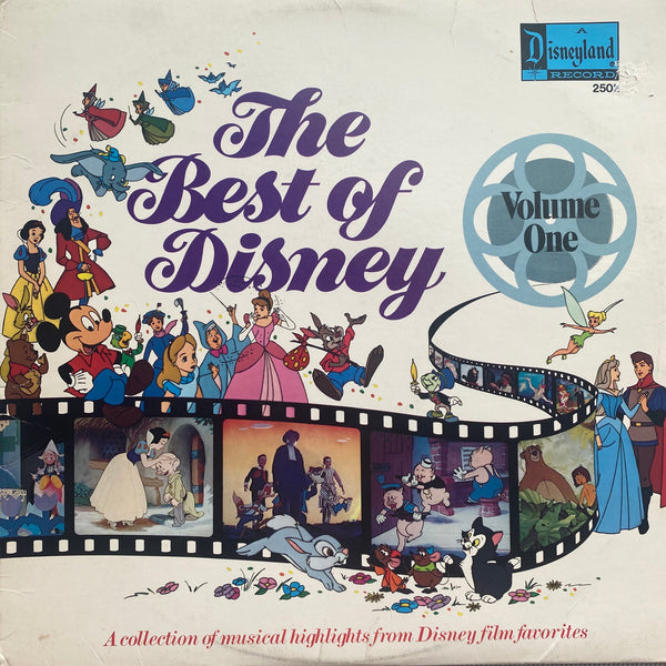 Best of Disney Vol 1 LP