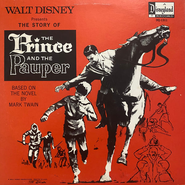 The Prince and the Pauper LP