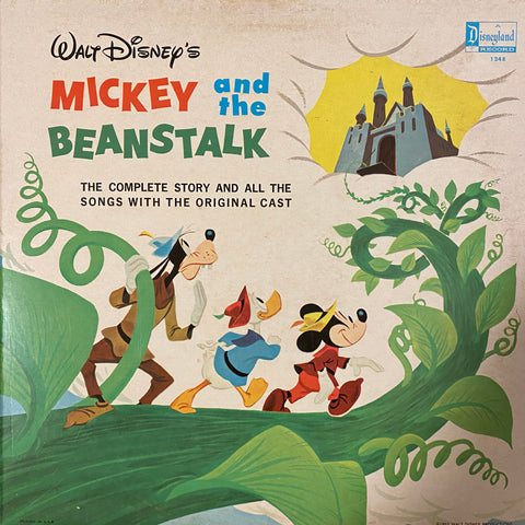 Mickey and the Beanstalk LP
