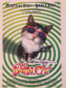 That Darn Cat Poster