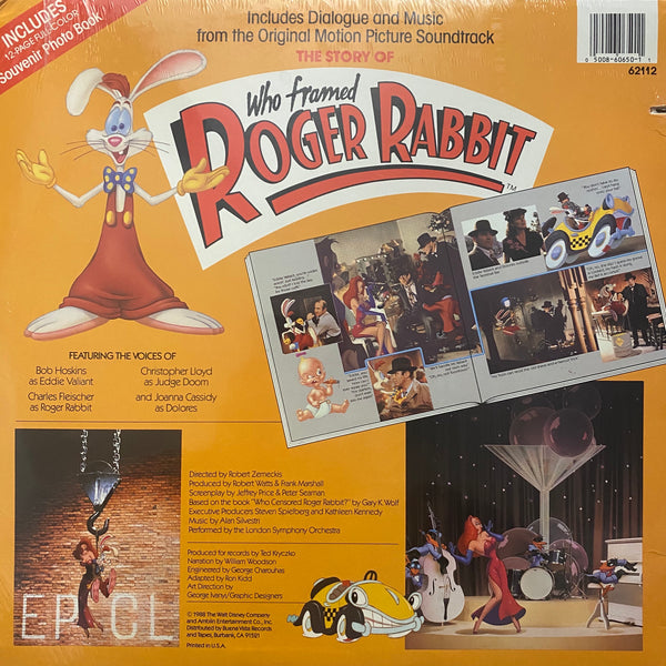 Who Framed Roger Rabbit LP