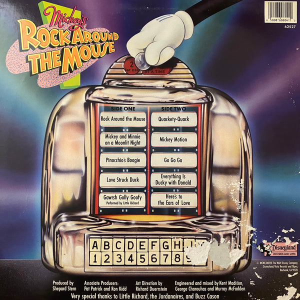 Rock Around the Mouse  LP
