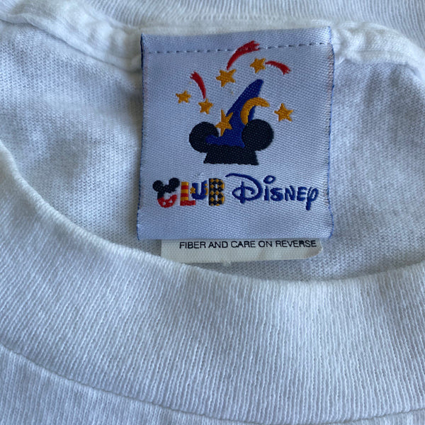 Club Disney West Covina - M - VTG 90s