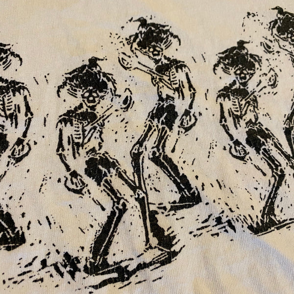 Pirates Skeletons - XL - VTG 90s