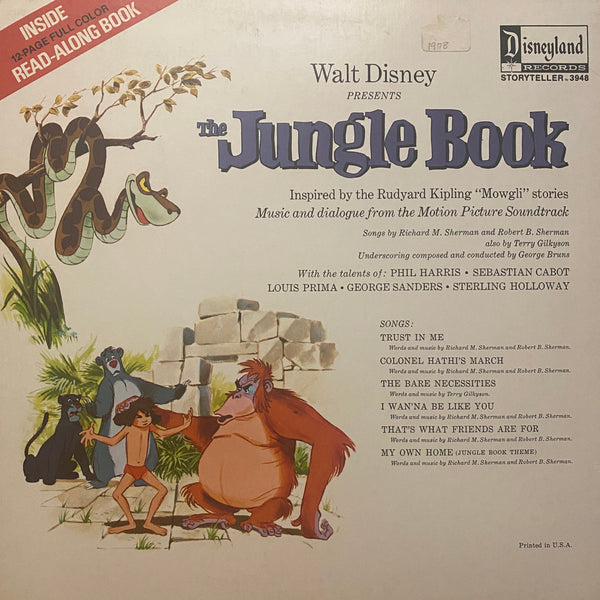 Jungle Book LP