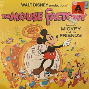 The Mouse Factory LP