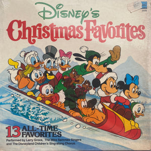 Disney Christmas Favorites LP