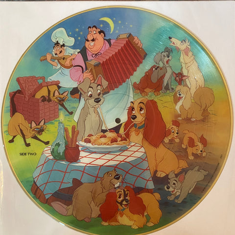 Lady and the Tramp Picture Disc LP