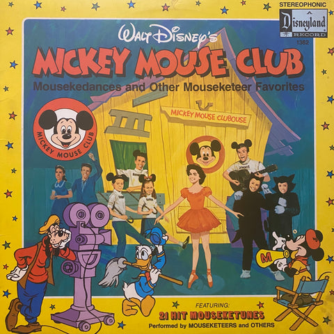 Mickey Mouse Club LP