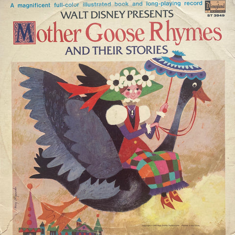 Mother Goose Rhymes and their Stories LP