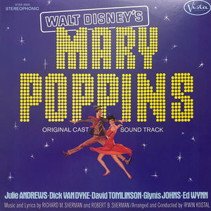 Mary Poppins (Blue) LP