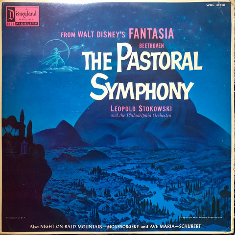 Fantasia - The Pastoral Symphony