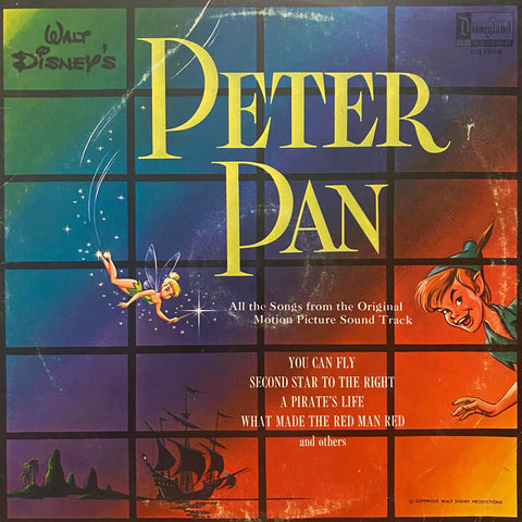 Peter Pan LP