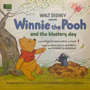 Winnie the Pooh and the Blustery Day LP