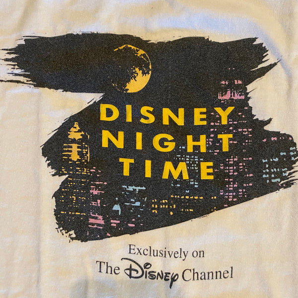 Disney Night Time - XL - VTG 90s
