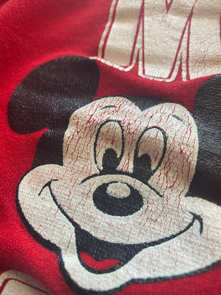 Mickey Sweats - XS - VTG 80s