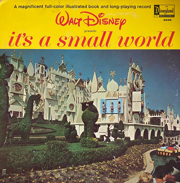 """it's a small world"" LP"