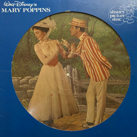 Mary Poppins Picture Disc LP