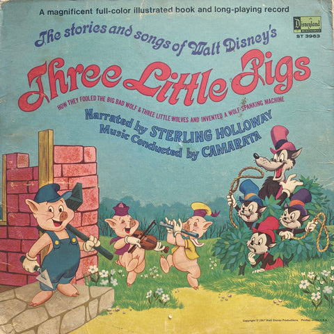 Three Little Pigs LP