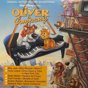 Oliver and Company LP