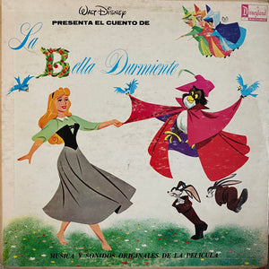 La Bella Durmiente (Sleeping Beauty) LP