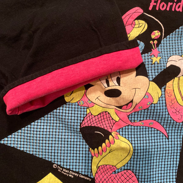 Minnie Retro - M - VTG 80s