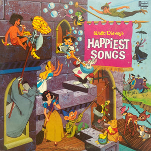 Disney Happiest Songs LP