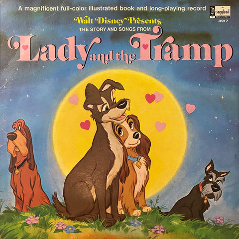 Lady and the Tramp LP