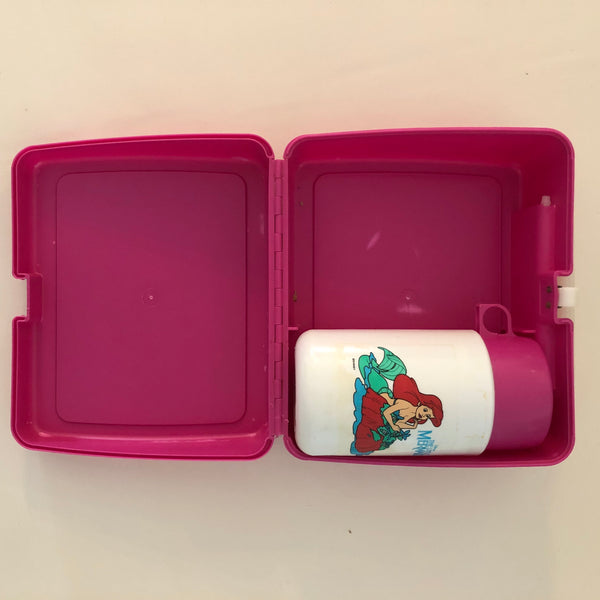 Little Mermaid Lunchbox w Thermos
