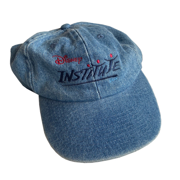 Disney Institute Hat- VTG 90s