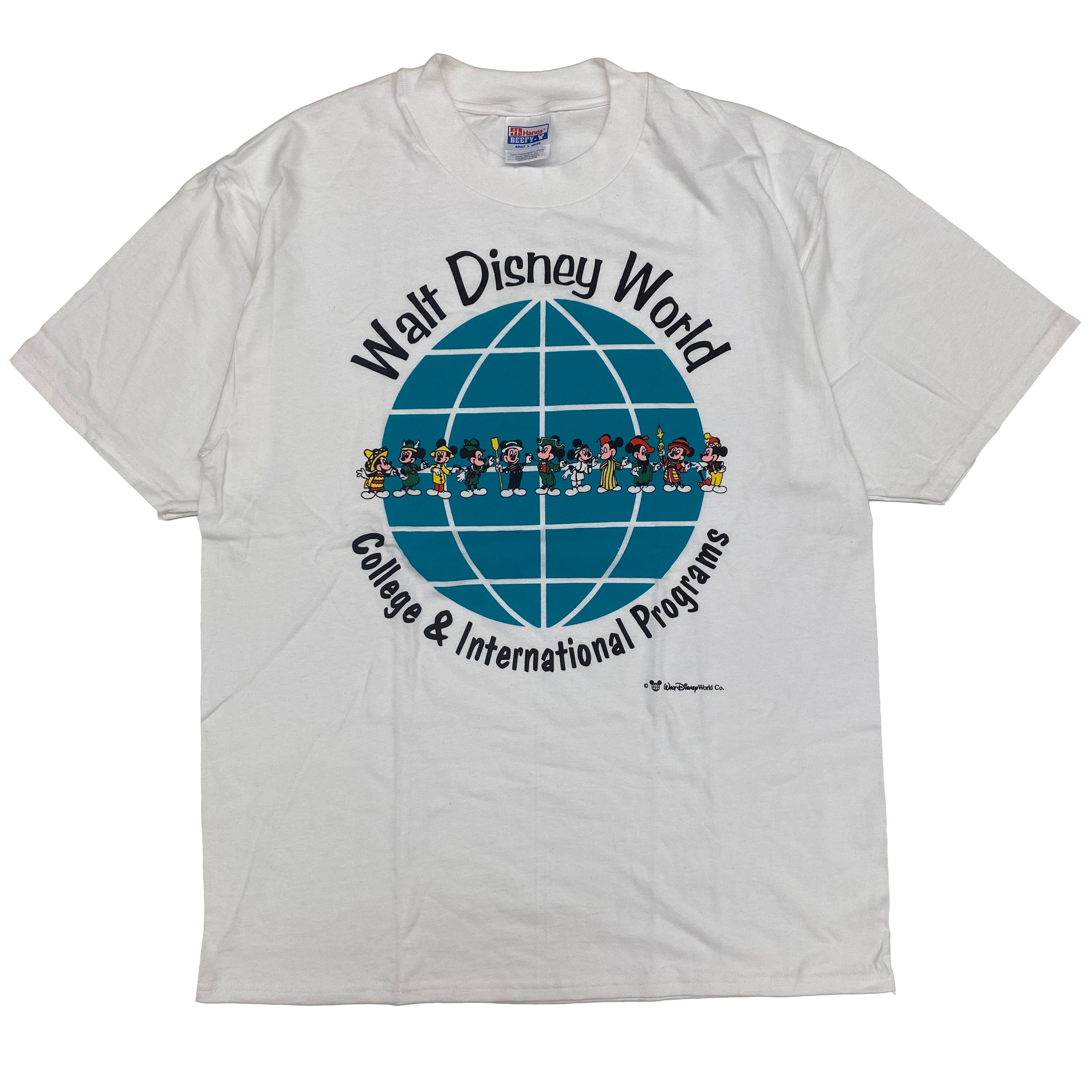 WDW College & Int'l Program  - L - VTG '90s