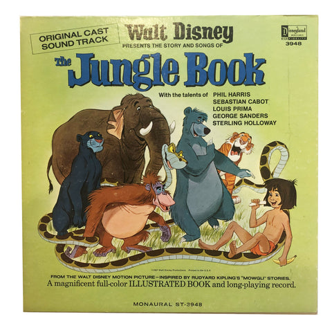Jungle Book Record