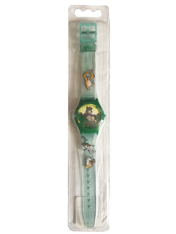 Jungle Book Watch - VTG 90s