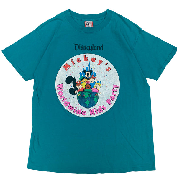 Mickey's Kids Party - L/XL - VTG '93