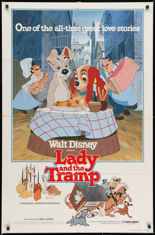 Lady & The Tramp - 1980 Vintage