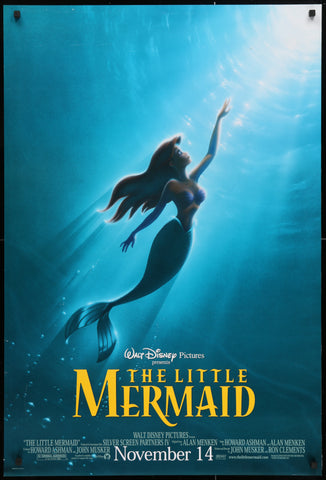 Little Mermaid Poster B