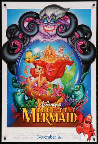 Little Mermaid Poster A