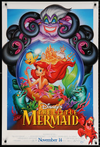 Little Mermaid Poster - 1997