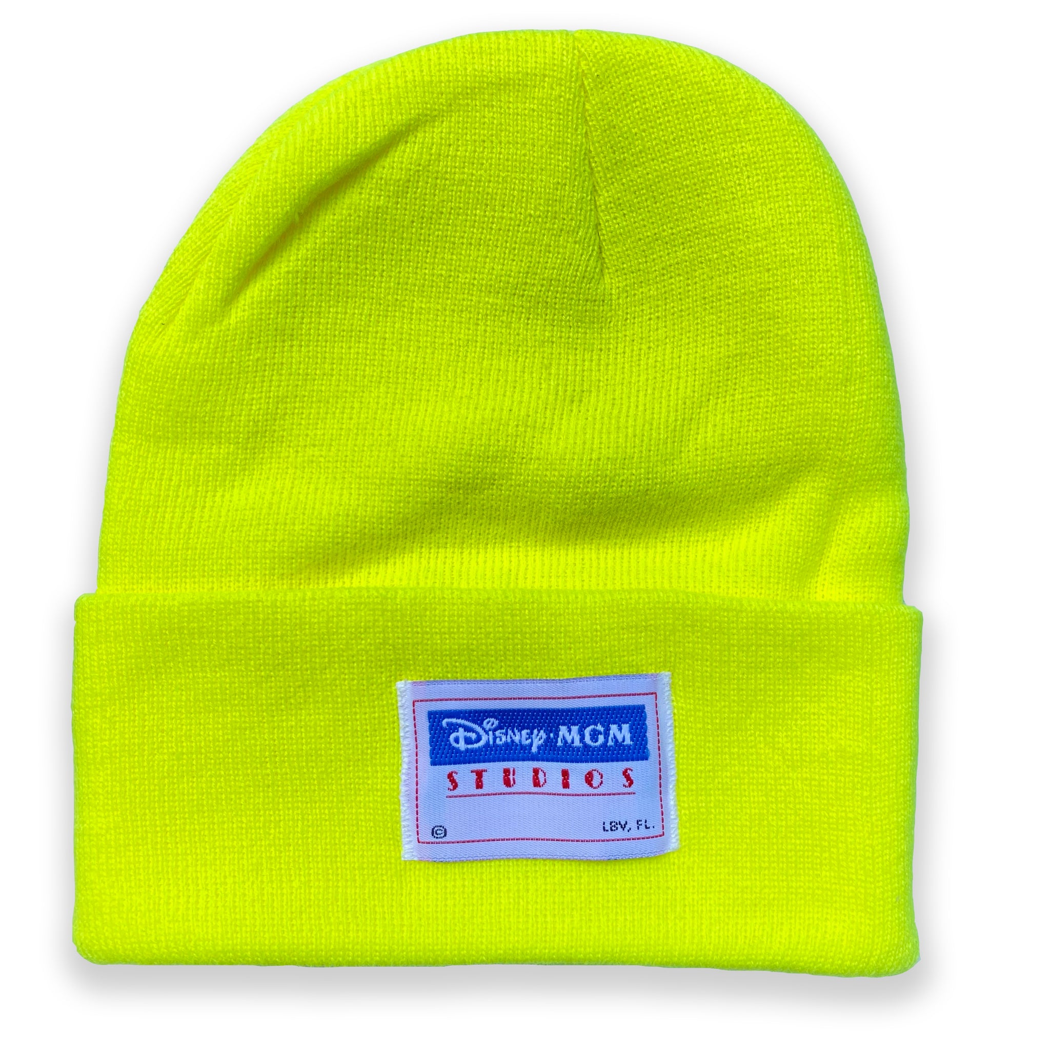 MGM Beanie - High-Vis Yellow