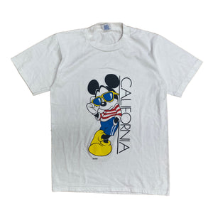 Mickey California - S - VTG 80s